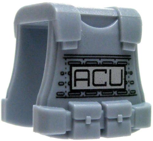 LEGO Sand Blue ACU Tactical Vest [Loose]