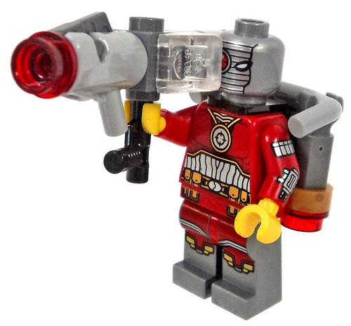 LEGO DC Deadshot Minifigure [Loose]