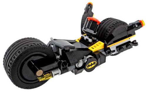LEGO DC Bat Cycle Loose Vehicle [Loose]