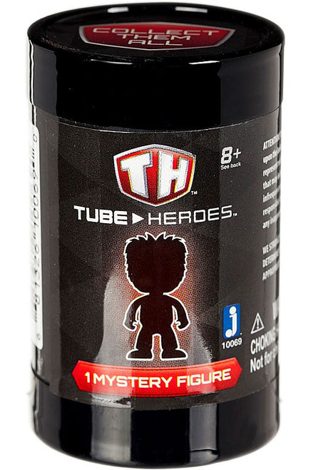 Tube Heroes Mystery Pack