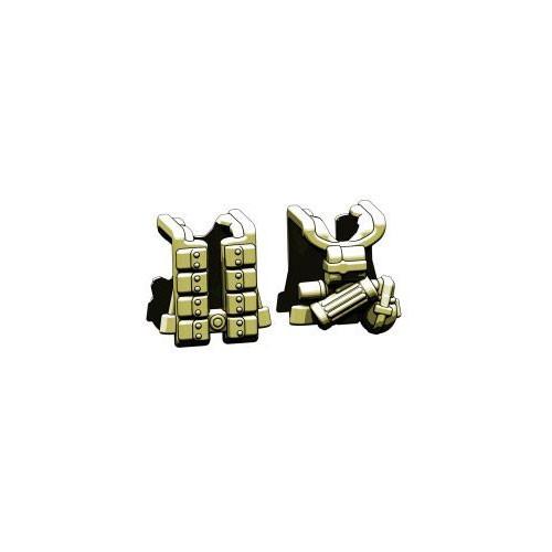 BrickArms Combat Vest WW2 German Paratrooper 2.5-Inch [Olive]