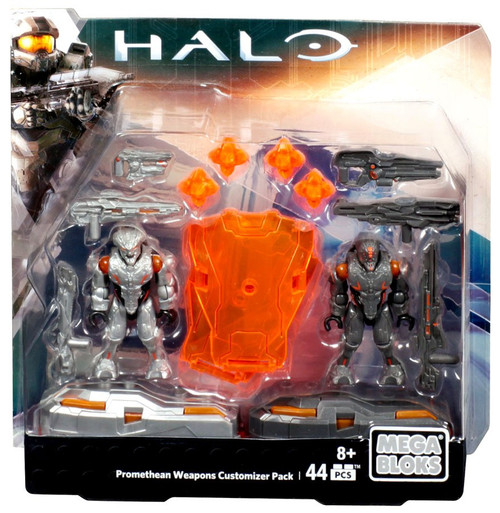 Mega Bloks Halo Promethean Weapons Customizer Pack #25418