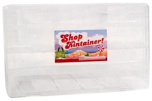 Shopkins Shop Kintainer Customizable Carry Case For Shopkins
