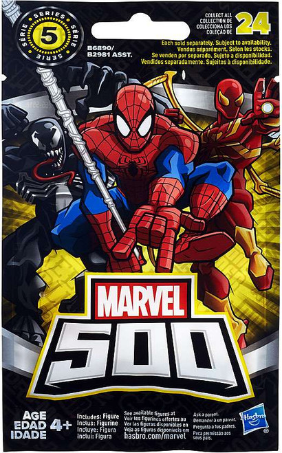 Marvel 500 Micro Series 5 Mystery Pack [1 RANDOM Figure]