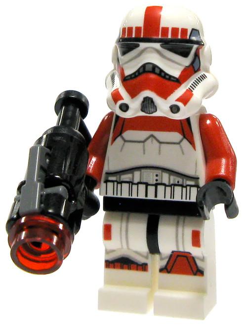 LEGO Star Wars Shock Trooper with Firing Blaster Minifigure [Loose]