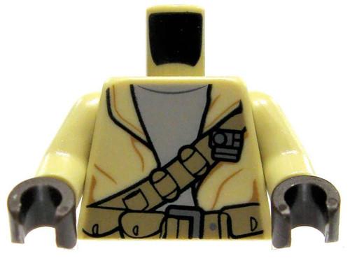 LEGO Star Wars Tan with Gray Shirt, Bandolier & Belt Loose Torso [Loose]