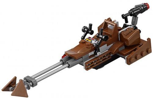 LEGO Star Wars Rebel Combat Speeder Bike [Loose]