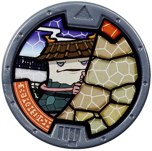 Yo-Kai Watch Series 1 Walldin Medal [Loose]