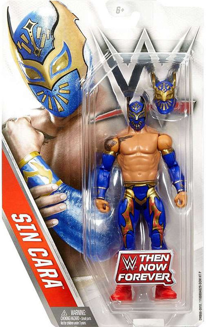 WWE Wrestling Then Now Forever Sin Cara Exclusive Action Figure