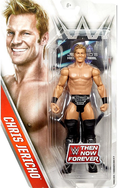 WWE Wrestling Then Now Forever Chris Jericho Exclusive Action Figure [with Sign]