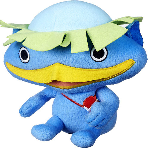 Yo-Kai Watch Walkappa Plush Figure