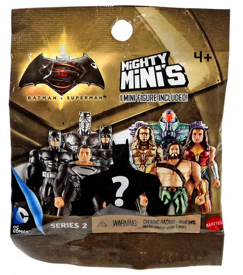 Mighty Minis Series 2 Batman v Superman Mystery Pack