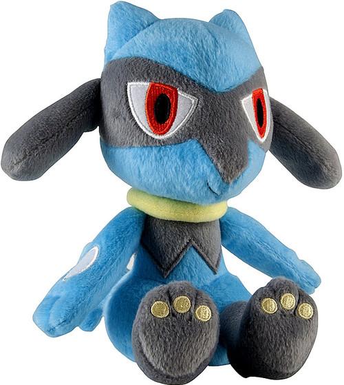 Pokemon Riolu 7-Inch Plush