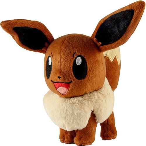 Pokemon Eevee 7-Inch Plush [Happy Face]