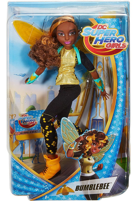 DC Super Hero Girls Bumblebee 12-Inch Deluxe Doll