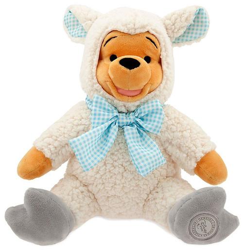 Disney 2016 Easter Winnie the Pooh 11-Inch Plush [Lamb Costume]