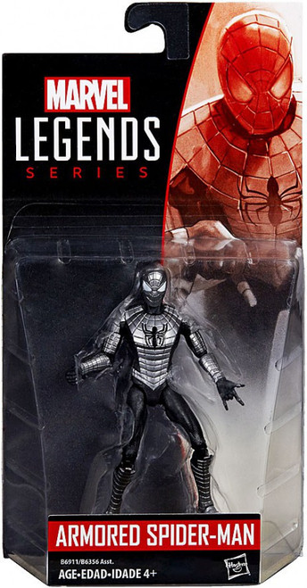 Marvel Legends 2016 Series 2 Armored Spider-Man Action Figure