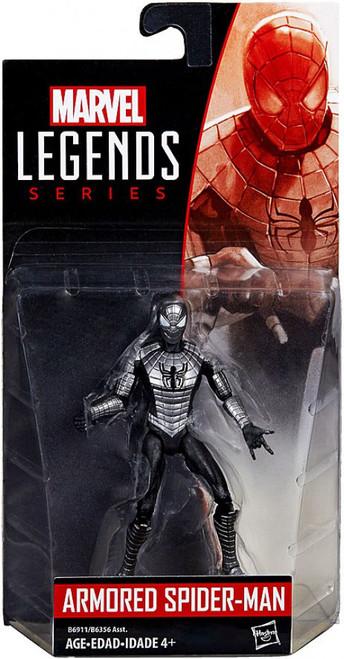 Marvel Legends 2016 Series 2 Armored Spider-Man Action Figure