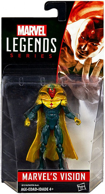 Marvel Legends 2016 Series 2 Marvel's Vision Action Figure