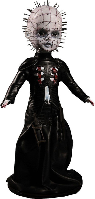 Living Dead Dolls Hellraiser III: Hell on Earth Pinhead 10-Inch Doll [Black Outfit]