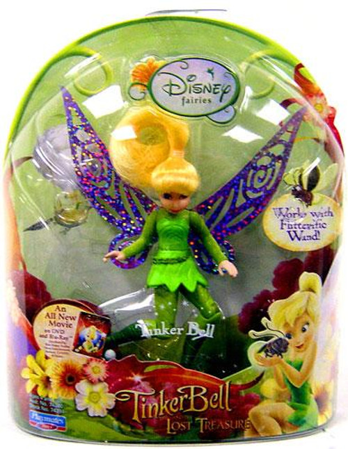 Disney Fairies Tinker Bell & The Lost Treasure Tinker Bell 3.5-Inch Figure [Damaged Package]