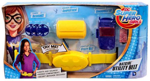 DC Super Hero Girls Batgirl Utility Belt Roleplay Toy