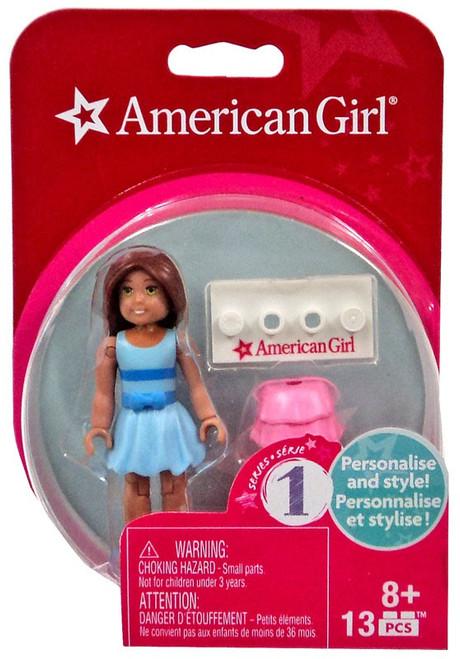 Mega Bloks Series 1 American Girl #2 Collectible Figure #33095