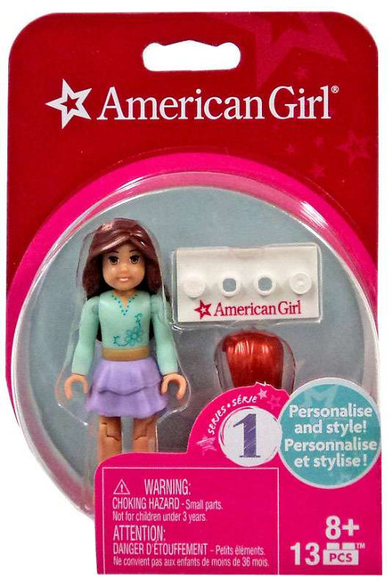 Mega Bloks Series 1 American Girl #3 Collectible Figure #33097