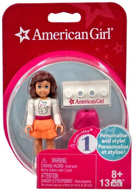 Mega Bloks American Girl #6 Collectible Figure #33096