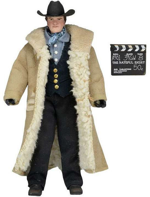 NECA The Hateful Eight Quentin Tarantino Action Figure [The Writer & Director]