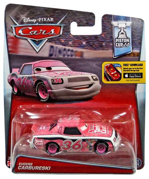 App Store LIGHTNING McQUEEN Piston Cup #95 Disney Pixar Cars Mattel Auto Diecast