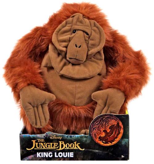 Disney The Jungle Book 2016 Movie King Louie 12-Inch Plush