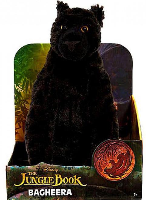 Disney The Jungle Book 2016 Movie Bagheera 12-Inch Plush