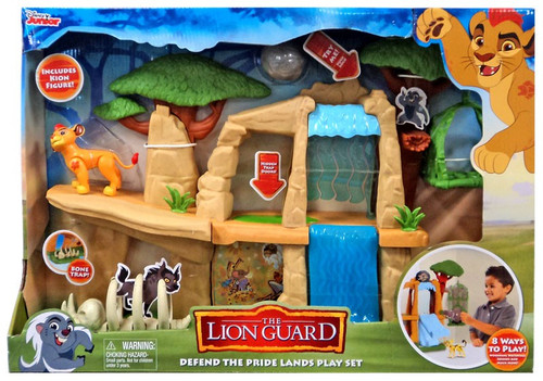 Disney The Lion Guard Defend the Pride Lands Playset