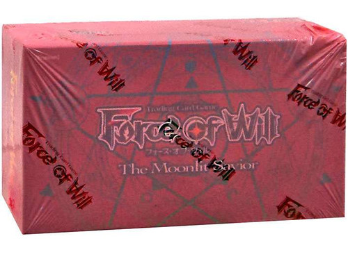 Force of Will Alice Cluster A3 The Moonlit Savior Booster Box [36 Packs]