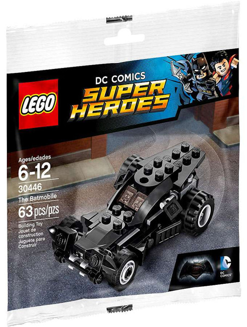 LEGO DC Universe Super Heroes The Batmobile Mini Set #30446 [Bagged]