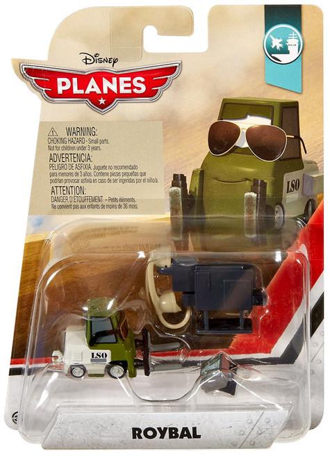 Disney Planes U.S.S. Flysenhower Roybal Diecast Plane