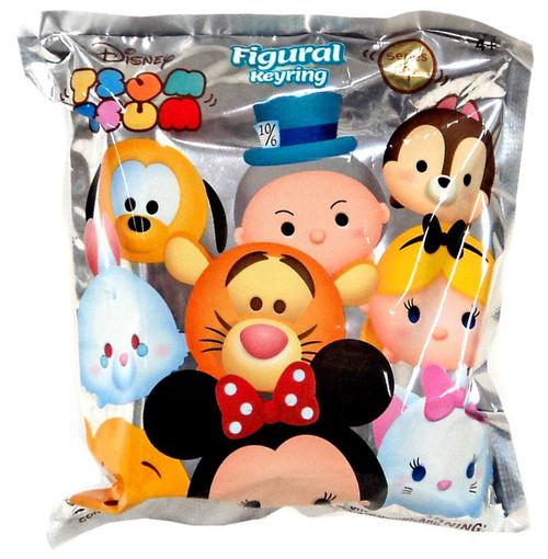 Disney 3D Figural Keyring Tsum Tsum Series 1 Mystery Pack [1 RANDOM Figure]