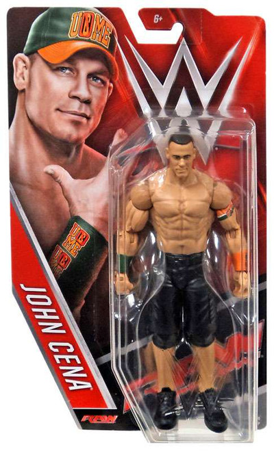 WWE Wrestling Series 61 John Cena Action Figure
