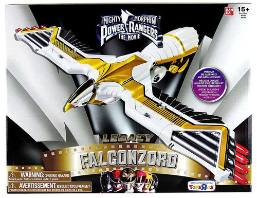 Power Rangers Mighty Morphin Legacy Falconzord Action Figure