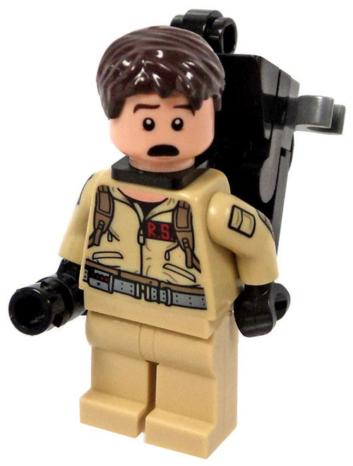 LEGO Ghostbusters Ray Stantz Minifigure [with Arm Patch Loose]
