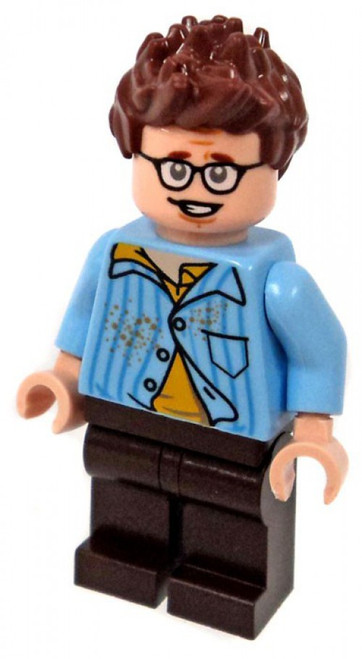 LEGO Ghostbusters Louis Tully Minifigure [Loose]