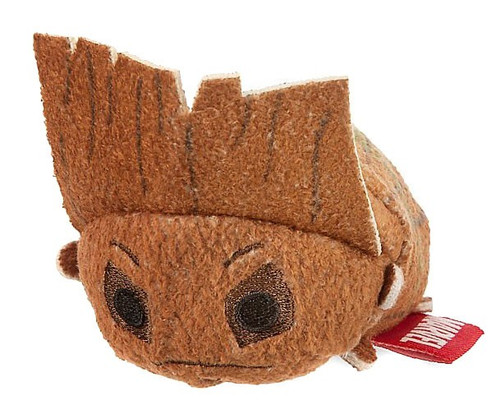 Disney Marvel Universe Tsum Tsum Groot 3.5-Inch Mini Plush