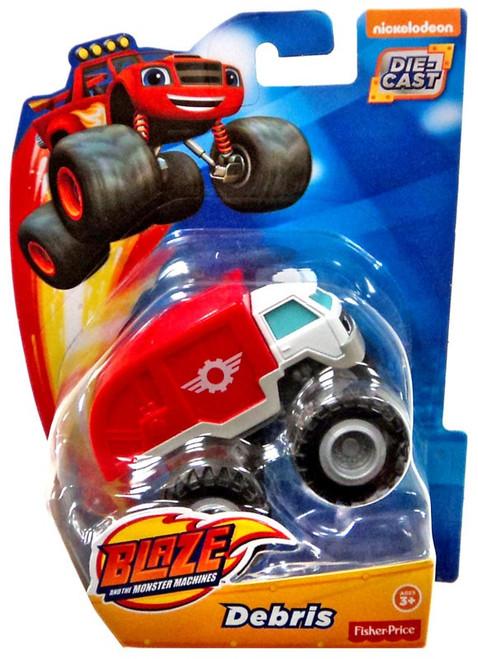 Fisher Price Blaze & the Monster Machines Debris Diecast Car