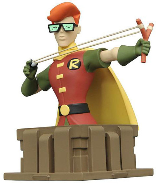 Batman The Animated Series Carrie Kelley as Robin Bust