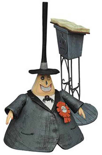Nightmare Before Christmas Select Series 2 Mayor Action Figure