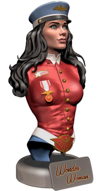 DC Bombshells Wonder Woman Bust