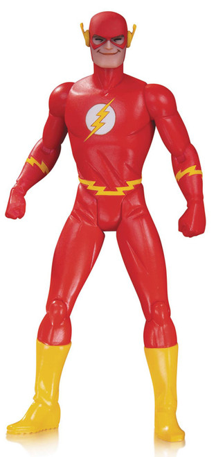 DC Designer Darwyn Cooke Series 2 The Flash Action Figure