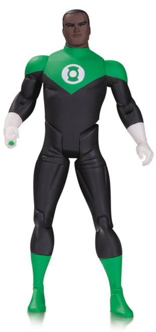 DC Designer Darwyn Cooke Series 2 Green Lantern Action Figure