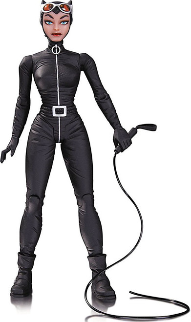 DC Designer Darwyn Cooke Series 2 Catwoman Action Figure